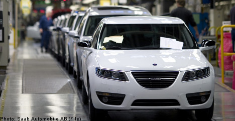 Embassy doubts over Saab's Chinese saviour