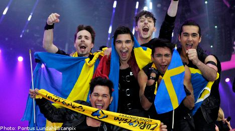 Sweden's Saade claims Eurovision final spot