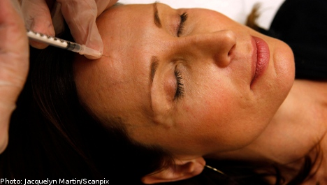 'Anyone can give Botox jabs in Sweden': report