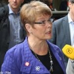 Olofsson to resign as Centre Party head