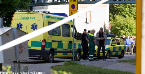Man gunned down in south Stockholm suburb