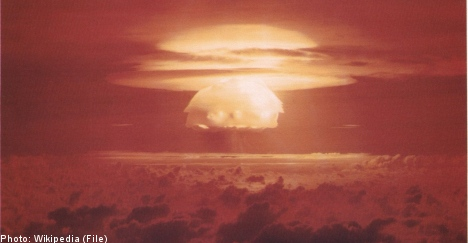 Nuclear weapons threat remains high: study