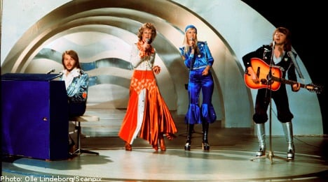 Abba - tracing the steps of the giants of disco