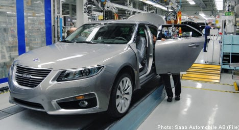 Saab: production to resume in two weeks