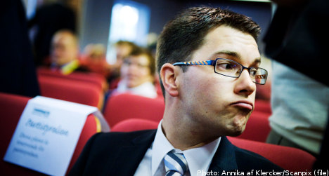 'Multiculturalism not to blame': Jimmie Åkesson