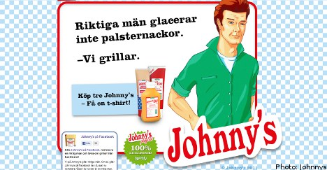 'Male chauvinist' mustard ads spark controversy