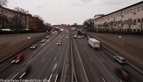 Traffic fatalities up by 28 percent in Sweden