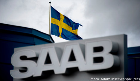 Swedish government approves Saab deal