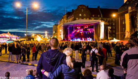 Making the most of the 2011 Malmö Festival