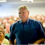Lars Ohly: Seven years at the helm of Sweden's Left Party