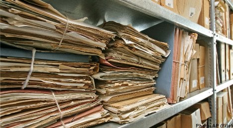 Sweden's Stasi spies detailed in new book