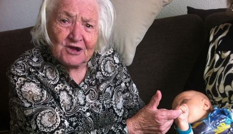 Family outrage over 90-year-old's deportation