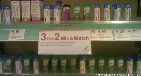 'Doctors can recommend homeopathy': court