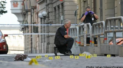 Young man murdered in Gamla Stan stabbing