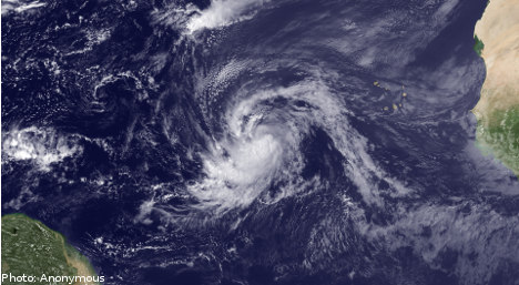 Sweden braces for wrath of 'tropical hurricane'