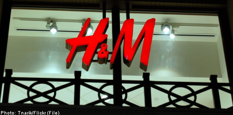 H&M deliver upbeat report