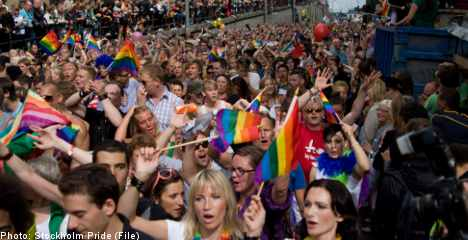 Stockholm Pride unable to pay its bills