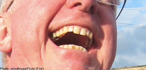 Man faces eviction for laughing too loudly