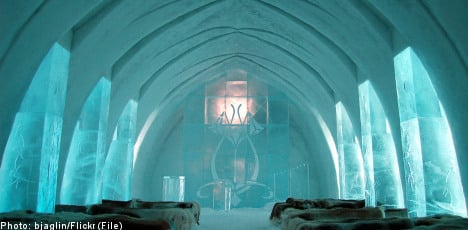 'Ice mosque' to be built near Sweden's Ice Hotel