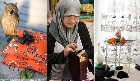 Immigrant women put Tensta Christmas market on the map