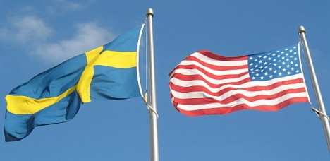 Swedes and the US: a love-hate relationship?