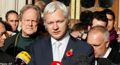 Accusers 'relieved' over Assange ruling: lawyer