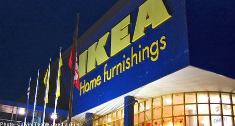 Ikea boss sacked for 'pro-Nazi' Facebook posts