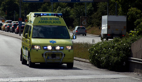 Nurse acquitted of ambulance call death