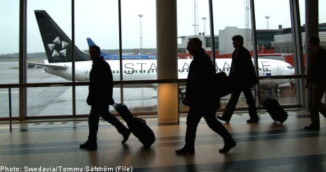 Fake bombs undetected in Arlanda security test