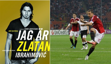 'Full truth' in Zlatan's autobiography