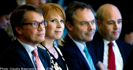 No foreigners among Sweden's most powerful