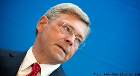 Nordea CEO: I should have stayed in rented flat