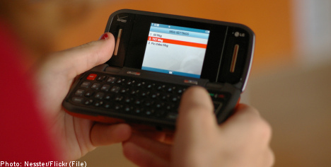 Ericsson predicts ten-fold jump in mobile data traffic by 2016