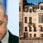 Reinfeldt lauds 'proper laundry room' in renovated palace home