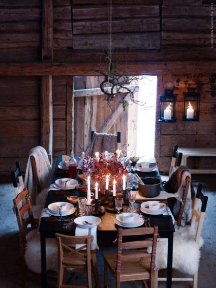 Niki's decorating tips for a cosy Swedish Christmas at home