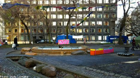 Occupy Stockholm: 'We have no goal'