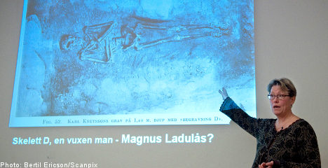 Plot thickens in Swedish king's grave mystery
