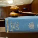 Audit: 'serious problems' in Swedish legal system