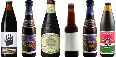 Sweden's best Christmas beers: a selection