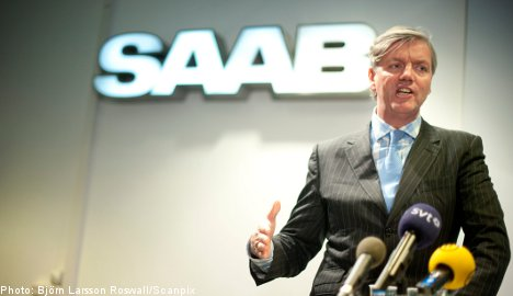 Muller: Saab bankruptcy 'the darkest day'