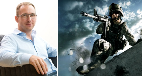 Swedes become gaming sector's shooting stars