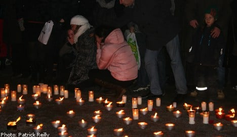 Malmö takes a stand against growing violence