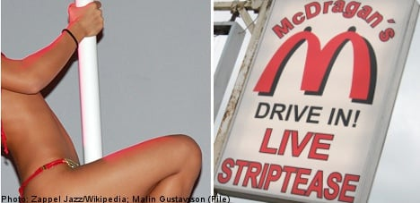 Strip club owner reports politician for libel