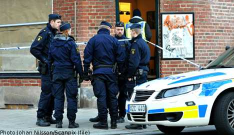 Rise in shootings puts strain on Malmö police