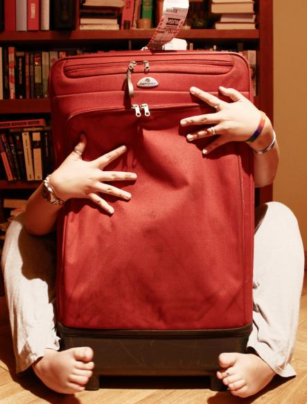 Day 3<br>Whether it is to have another coffee, bring some food with them home or borrow your auntie's suitcase - refuse to take no for an answer. At all costs. Even when they have declined twice. Photo: Photo: Chispita_666/Flickr