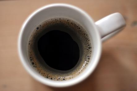 """Day 7<br>Refer to a Swedish cup of coffee as a """"Café Americano"""".Photo: Photo: Cyclonebill/Flickr"""
