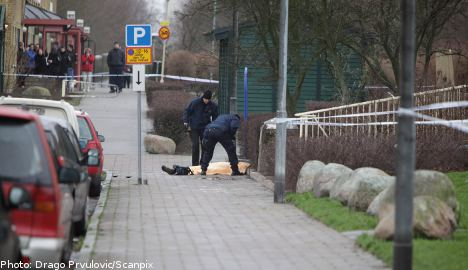 One man dead after new Malmö shooting