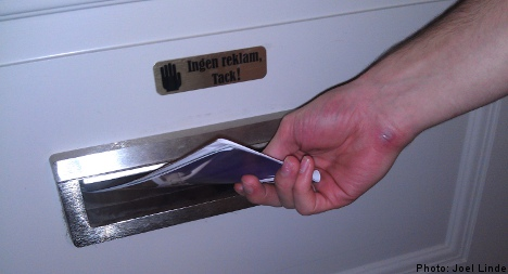 Malmö dwellers forced to deliver their own mail