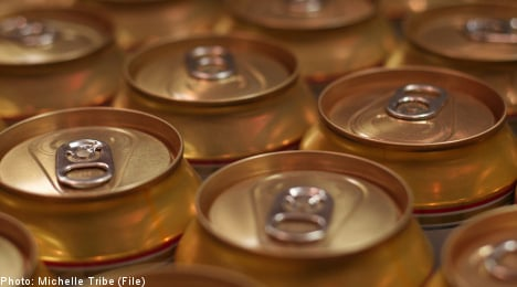 Cheap Swedish beer gives Norway a headache