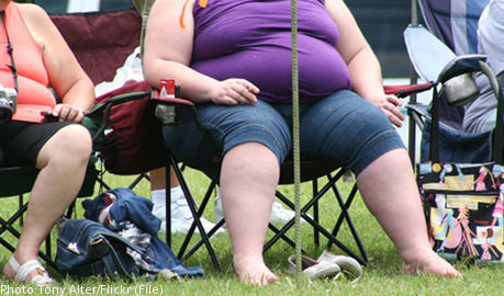 Hip fat indicates lower health risk: study